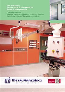 Sale operatorie Pareti e porte di sala operatoria Arredi di sala operatoria